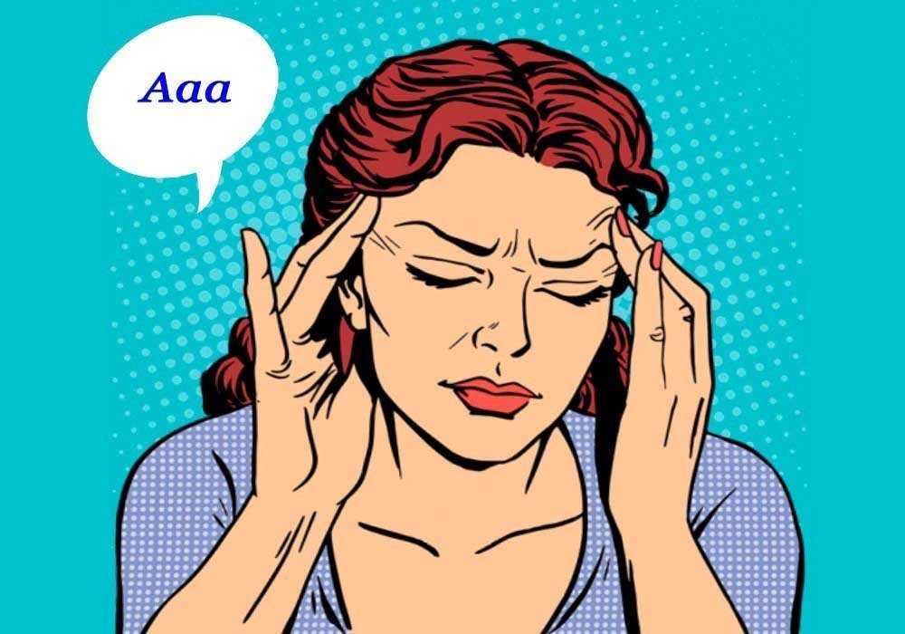 головная боль, как избавиться