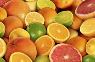 Цитрусовое настроение - это отличный источник витаминов