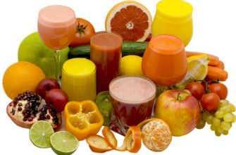 Очистка организма натуральными соками. Что такое энзимы