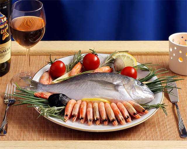 Полезные свойства пищи и умеренная еда приводят к долголетию