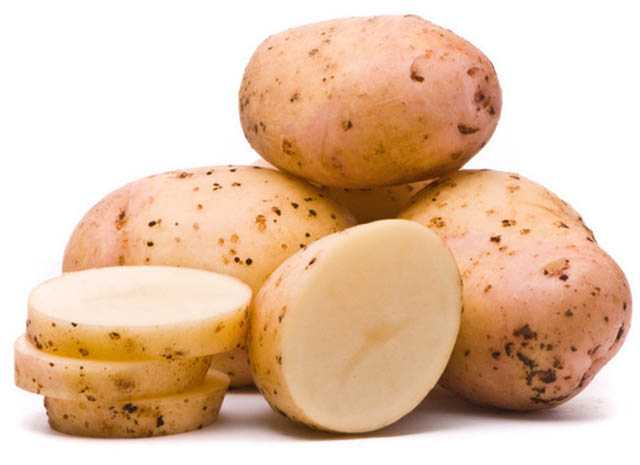 Чистка организма соками из картофеля, пастернака