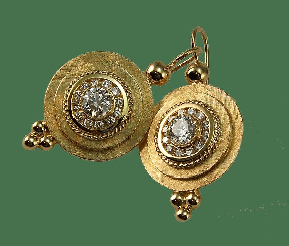 В дупле нашлись старинные золотые серьги и что из этого вышло