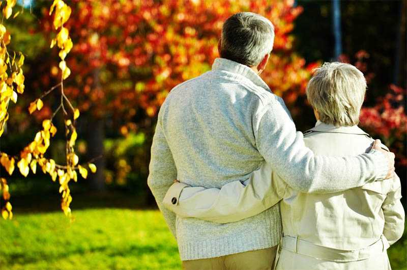 После 50-ти жизнь становится лучше, возраст стремится к счастью