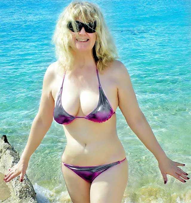 Лучшим женщинам за 40, поехавшим на море посвящается