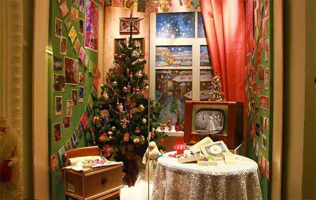 Запах мандаринов - главный запах нового года в Советском Союзе