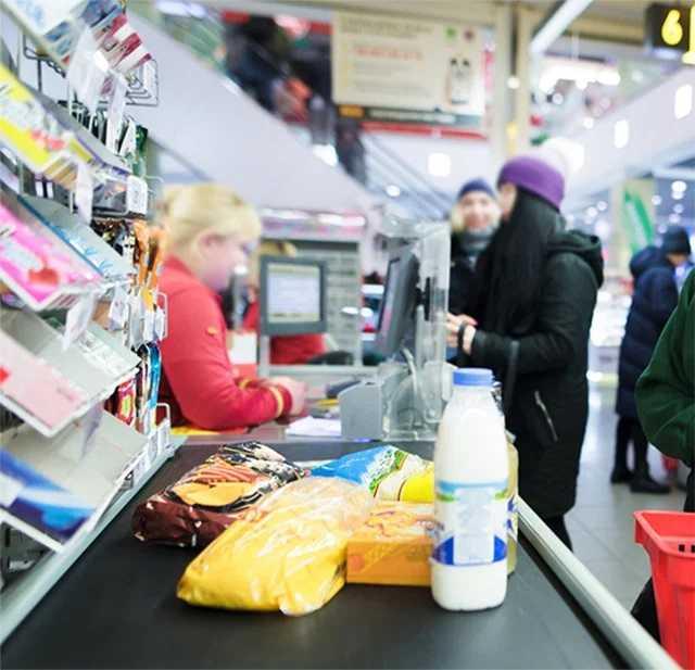 Супермаркетовские случаи