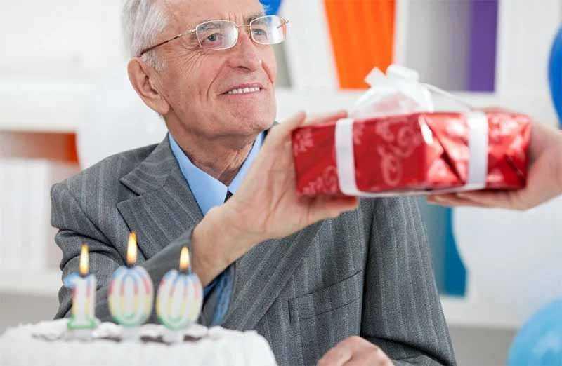 Старость - это подарок, мне сейчас за 70, время идет неумолимо