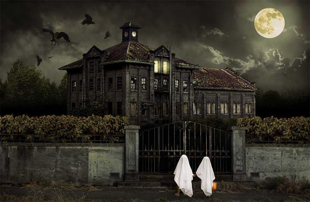 Как купить дом с привидениями