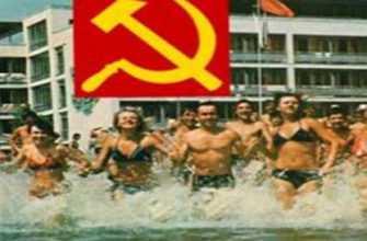 60 ретро фото с пляжей СССР