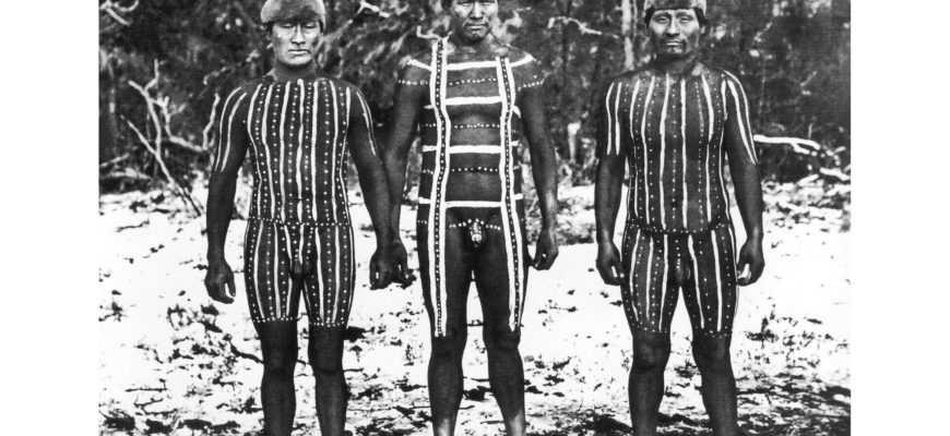 Люди Онис голое тело