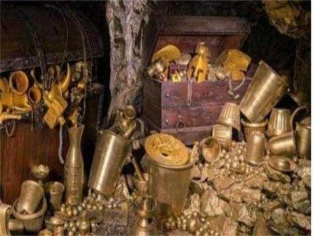 Четыре сокровища мира и они еще не обнаружены