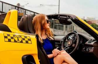 Подруга потеряла работу и стала таксистом