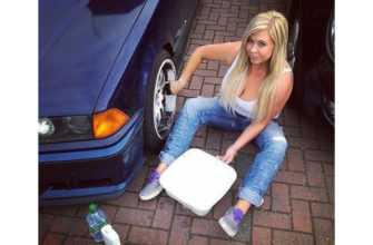 дезинфекция автомобиля