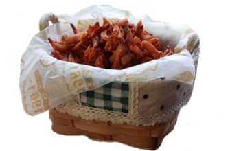 Запеченные куриные ломтики в духовке