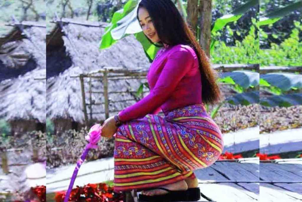 Мьянма. Почему же все девушки носят юбки-трубочки?