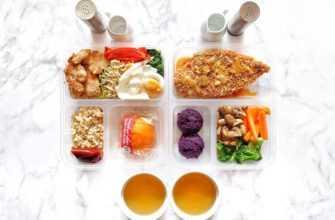 Производство и доставка здорового, сбалансированного питания