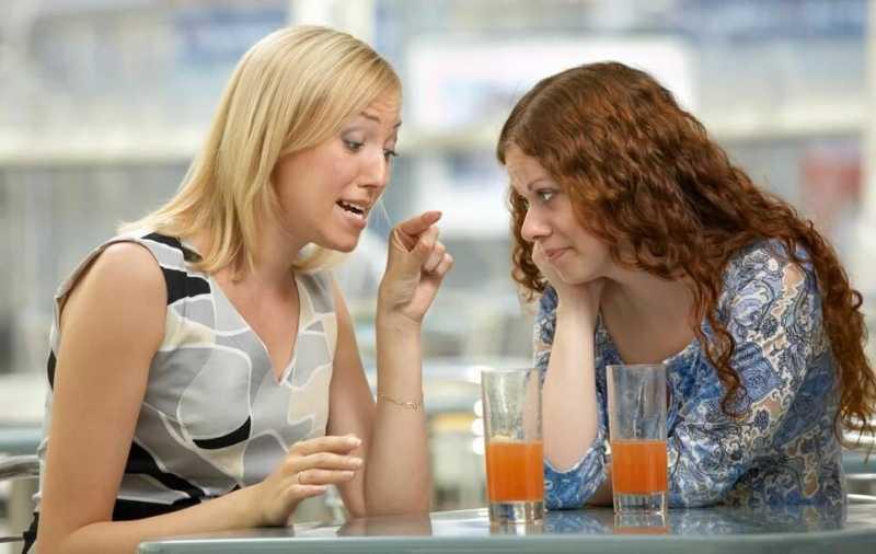 Токсичные подруги, избавилась от них, и не жалею