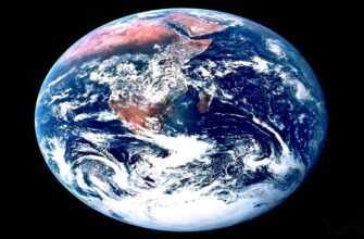 под действием силы тяжести Земля не является идеальной сферой, а эллипсоидом