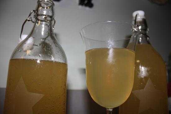 рецепт слабоалкогольного и крепкого напитков