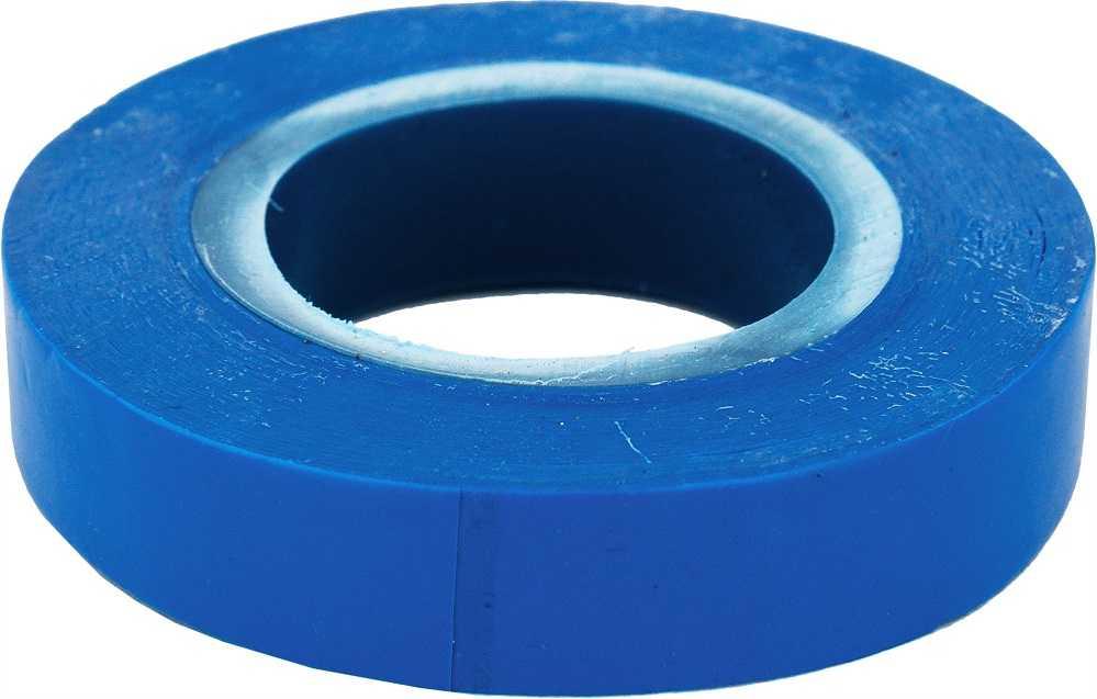 Синяя изолента, которую сейчас выпускают никуда не клеится