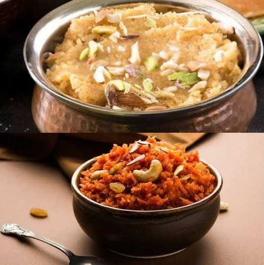 Индийская кухня. Халва из лука