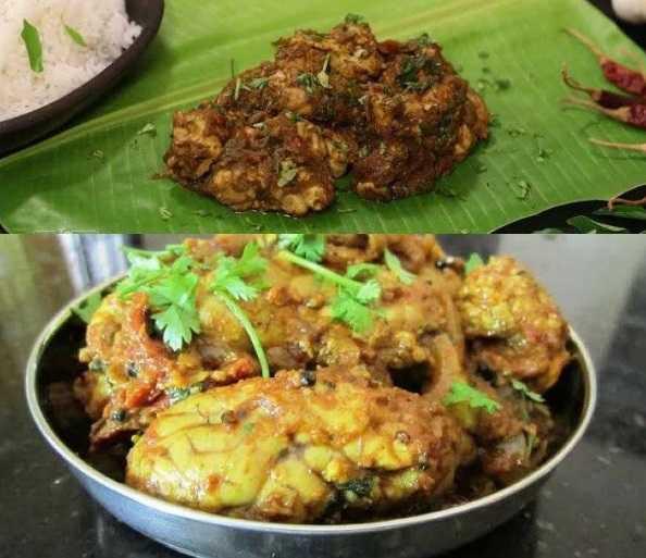 Индийская кухня. Мозги ягненка
