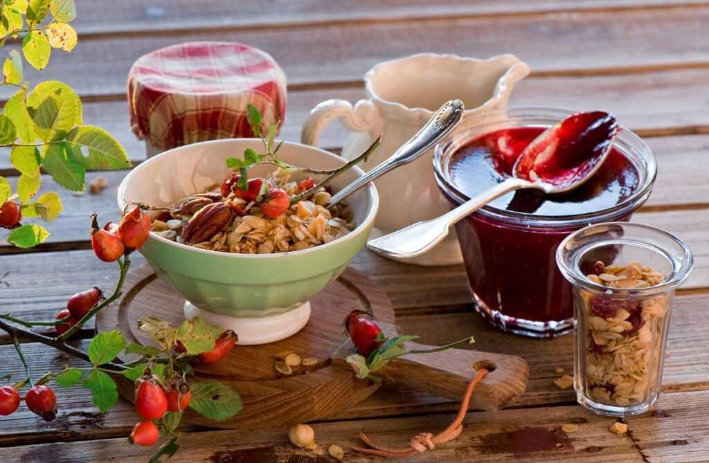 Осенние завтраки, которые согреют в холодное осеннее утро