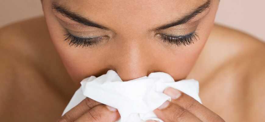 Аллергия или простуда, как отличить при схожих симптомах
