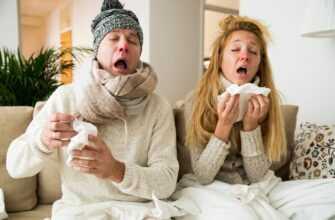 В семье больной простудой, как не заразиться членам семьи