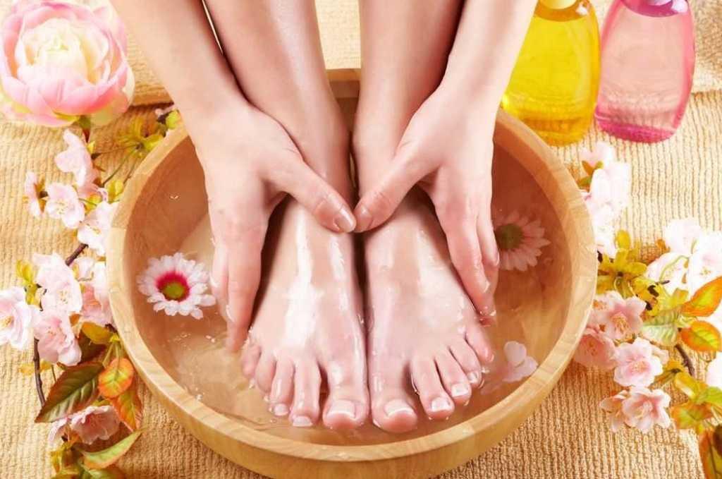 Секреты здоровья, скрытые в подошвах ног
