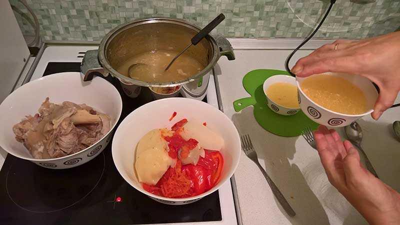 для тепла и здоровья по китайскому рецепту