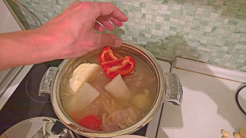Лечебный бульон для тепла и здоровья по китайскому рецепту