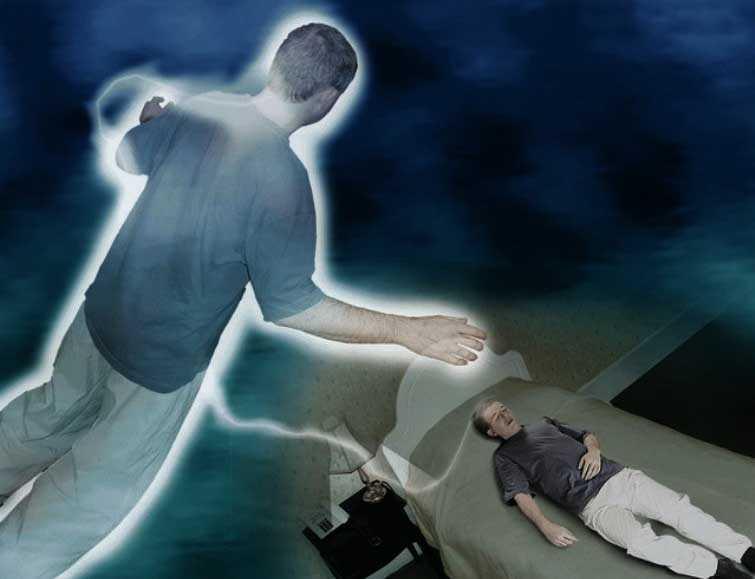 Погоня во сне. Мистический рассказ