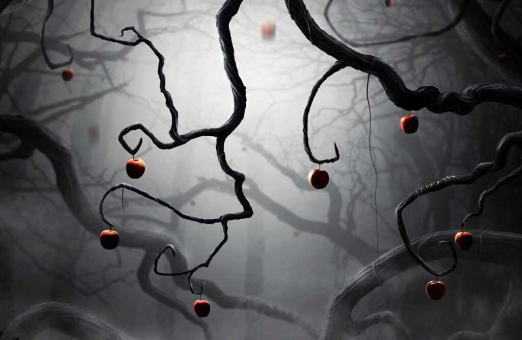 Ведьмины яблоки. Мистическая деревенская история