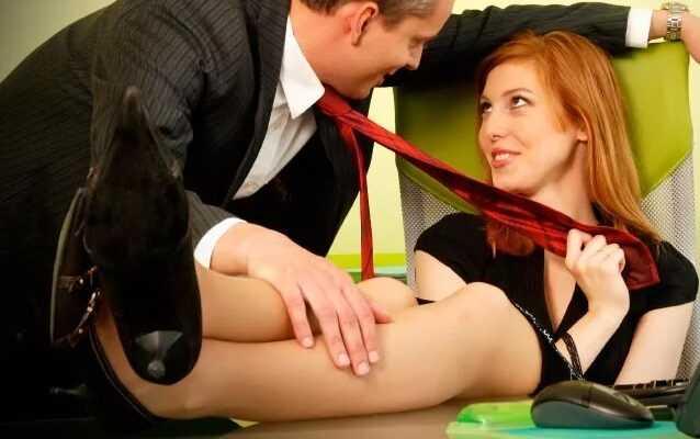 Изменяла мужу с начальником, но наша интрижка была раскрыта