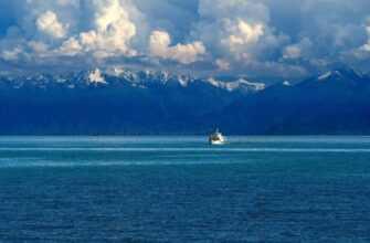 Тайны озера Иссык-куль. Таинственные случаи, мистика