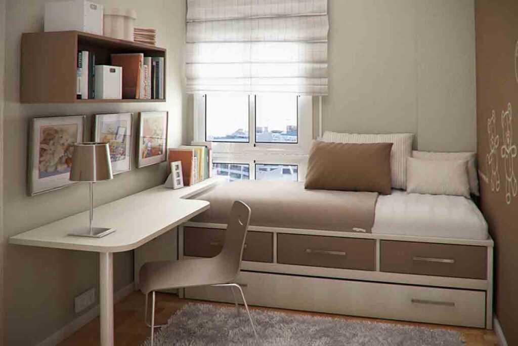 Есть несколько табу для оформления интерьера маленькой квартиры
