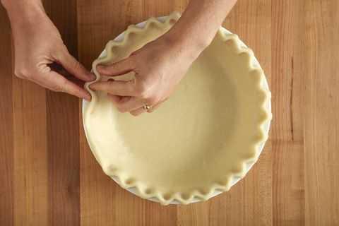 Защипать пироги, как красиво это сделать. 3 варианта