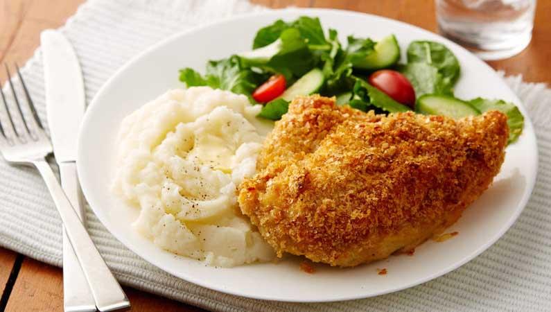 Хрустящая курица в духовке, 6 простых советов, как приготовить