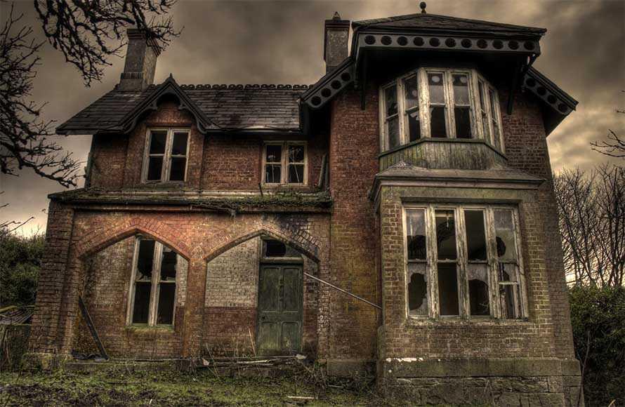 Тайны старого дома. А наши-то отцы где?