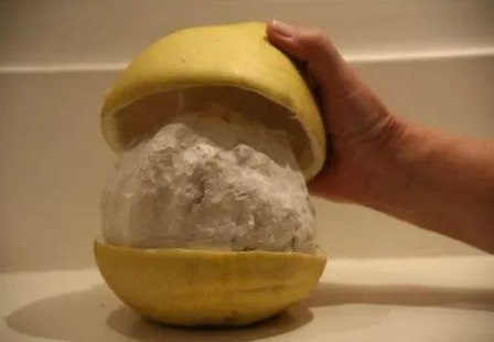 Грейпфрут в зимних условиях