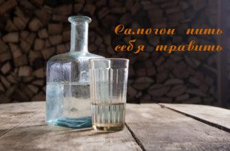 Самогон пить себя травить, если не пробовал настоящего самогона