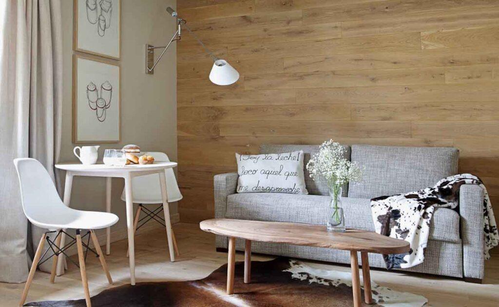 Какая мебель нужна для квартиры-студии? Подсказка
