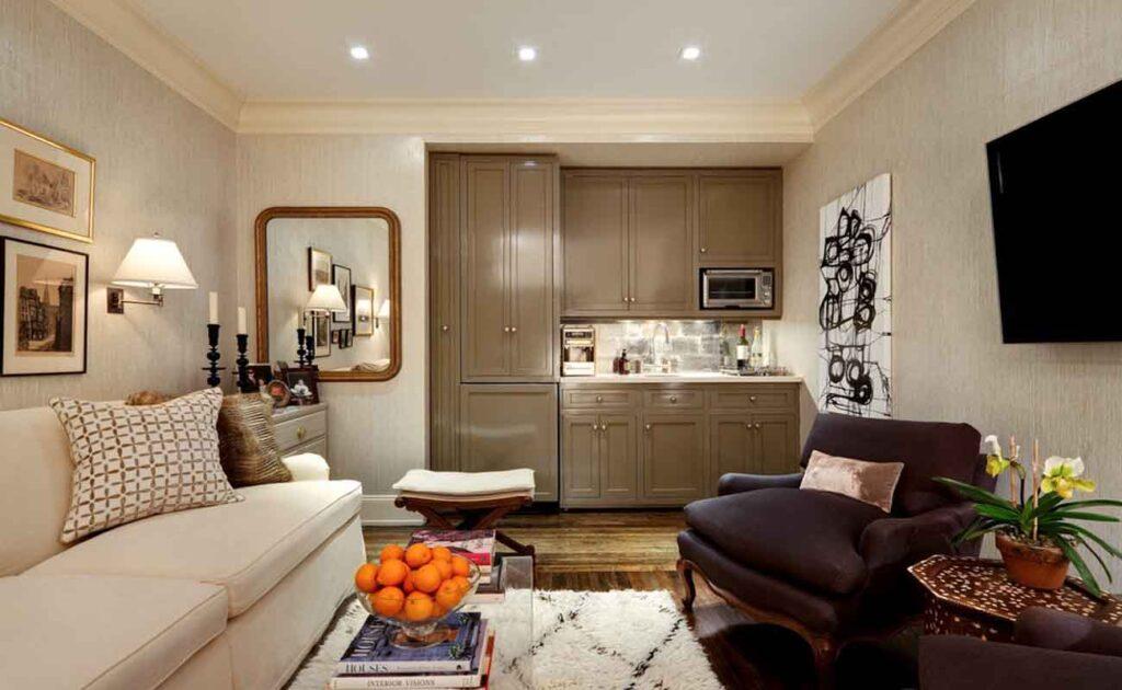 В квартире – студии могут ли быть