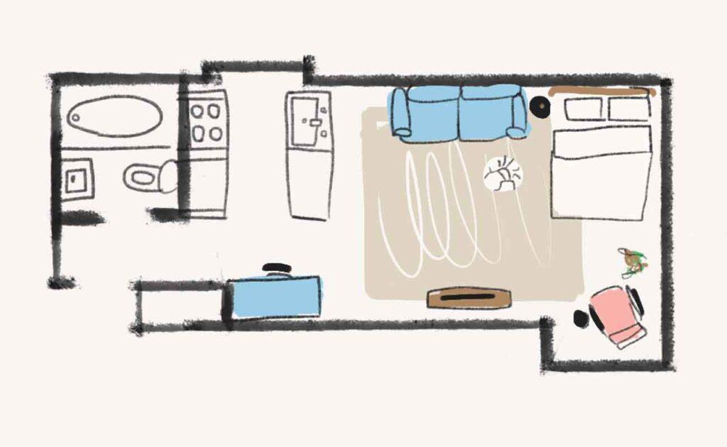 Отзывы о квартирах - студиях и как в них живется