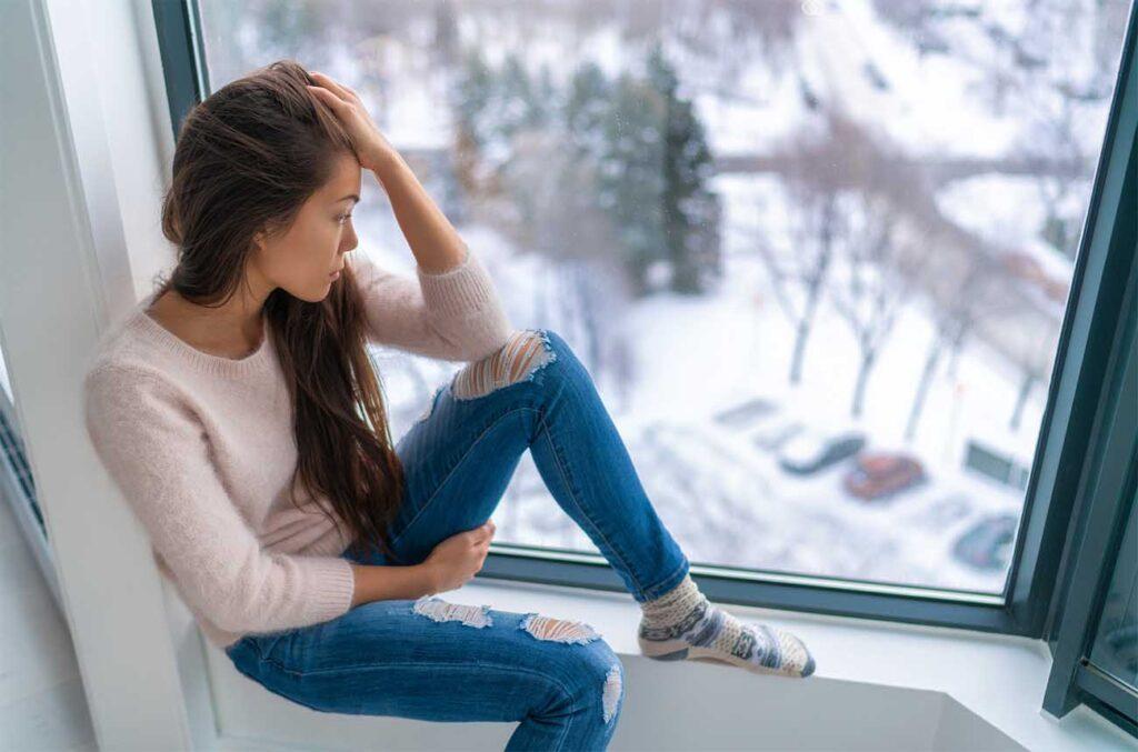 Зимняя хандра, советы как избавиться от нее