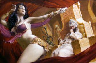 Восточная сказка про наказание неловкой жены
