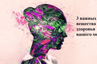 3 важных вещества для здоровья вашего мозга