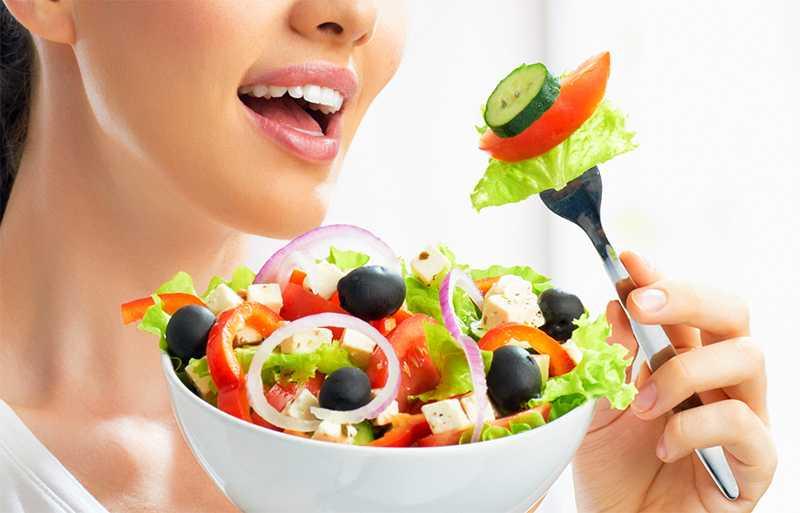 Количество еды, которую надо съесть для того, чтобы жить