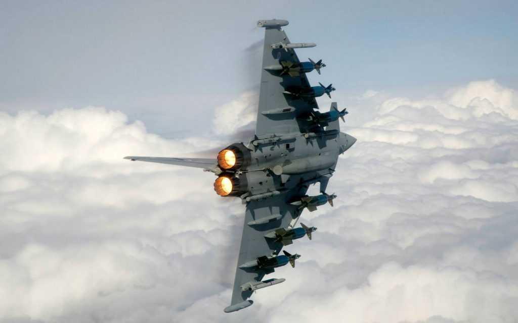 боевые самолеты